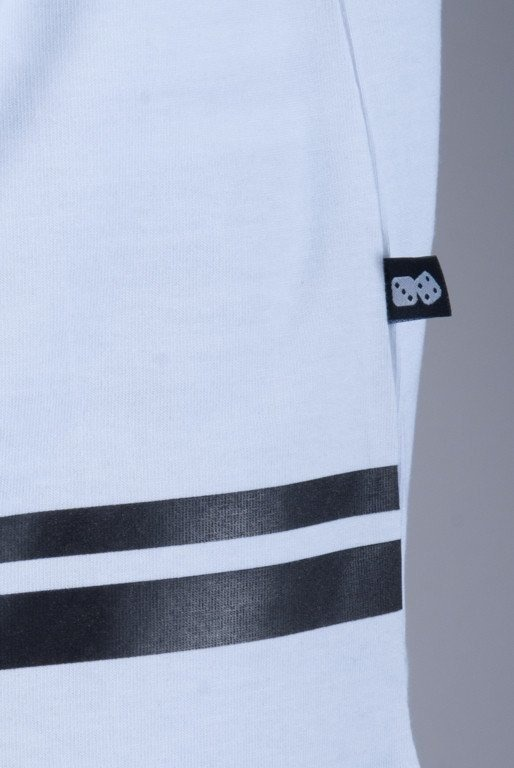 LUCKY DICE LONGSLEEVE LD POCKET WHITE