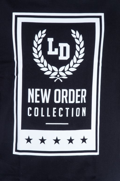 LUCKY DICE T-SHIRT NEW ORDER BLACK