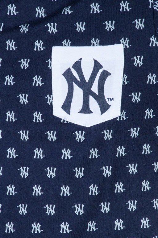 MAJESTIC KOSZYLKA CONDEN AOP POCKET YANKEES NAVY