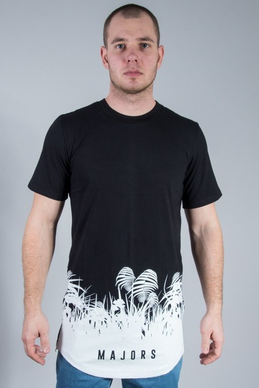 MAJORS T-SHIRT PAMS TEE BLACK