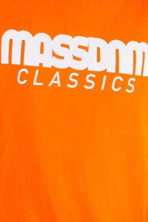 MASS BLUZA BEZ KAPTURA CLASSIC ORANGE