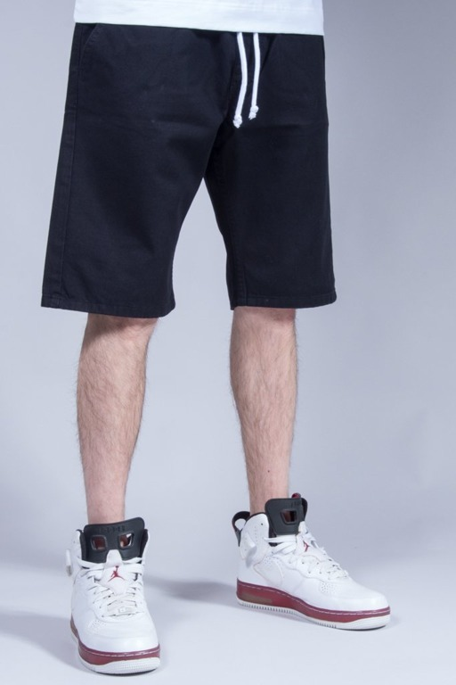 MASS CHINO SHORTS CLASSIC BLACK