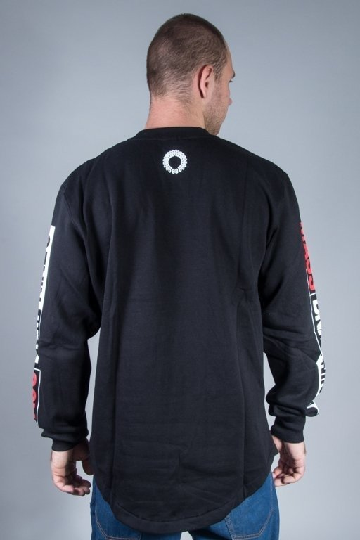 MASS CREWNECK CONVERSION BLACK