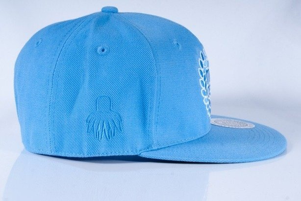 MASS CZAPKA FULLCAP BASE 012 BLUE