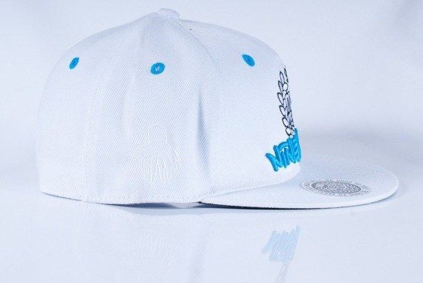 MASS CZAPKA FULLCAP BASE 012 WHITE