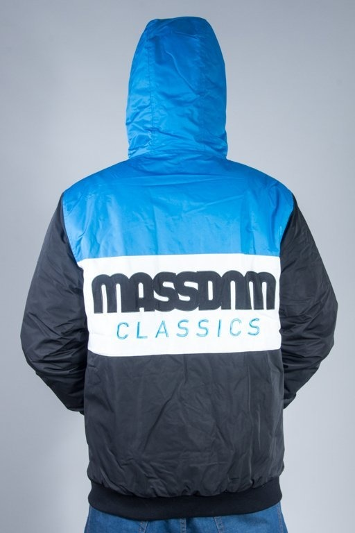 MASS JACKET CLASSIC OUT BLUE