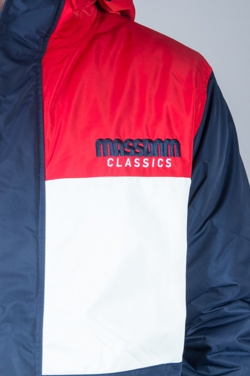 MASS JACKET CLASSIC OUT RED