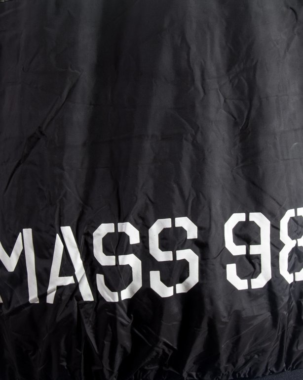 MASS JACKET PIXEL BLACK