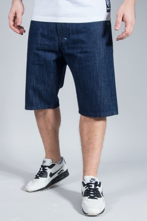 MASS JEANS SHORTS GLORY DARK