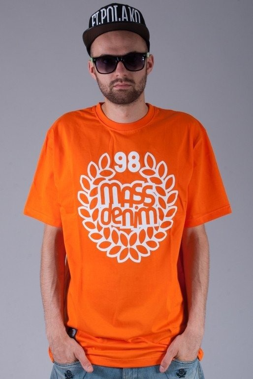 MASS KOSZULKA BASE FW14 ORANGE