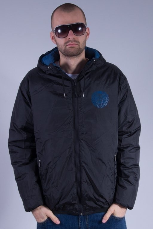 MASS KURTKA DWUSTRONNA BASE FW15 BLACK-BLUE