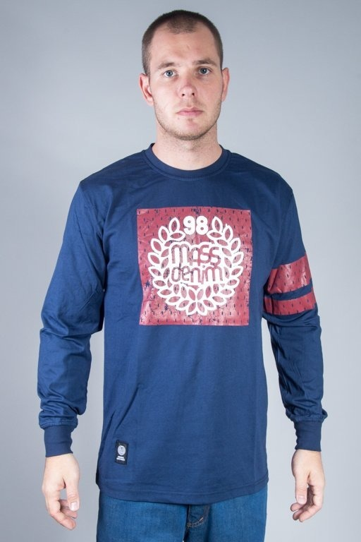 MASS LONGSLEEVE CHAMPION NAVY