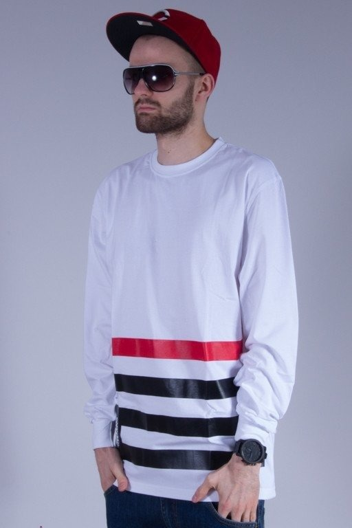 MASS LONGSLEEVE INFERNO WHITE