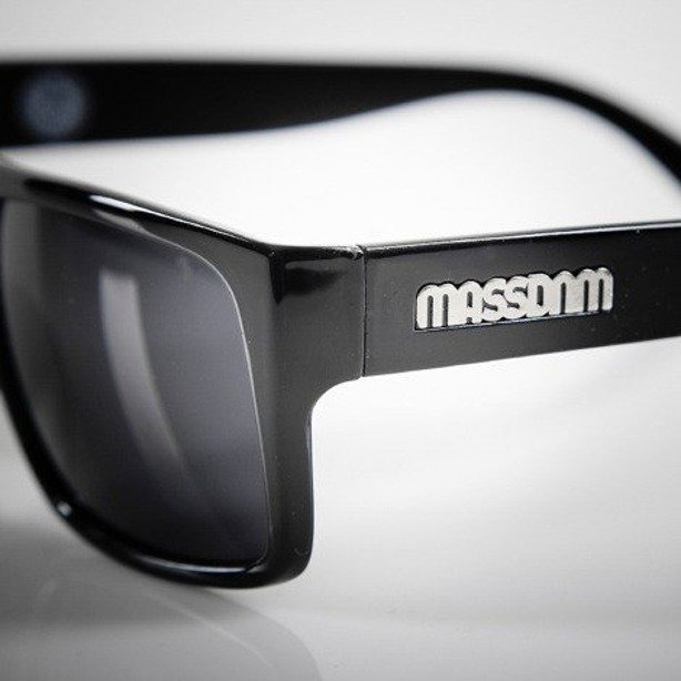 MASS OKULARY BLACK