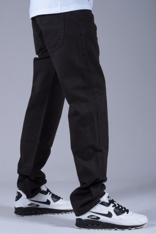 MASS SPODNIE PANTS BASE 014 LINE GREY