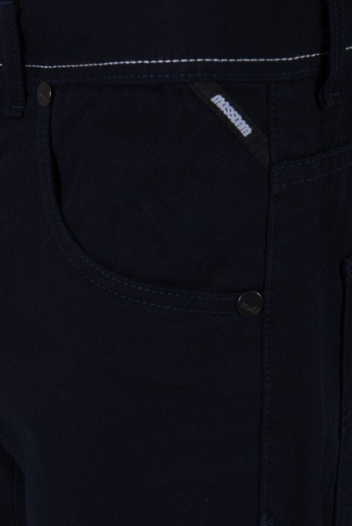 MASS SPODNIE PANTS BASE 014 LINE NAVY BLUE