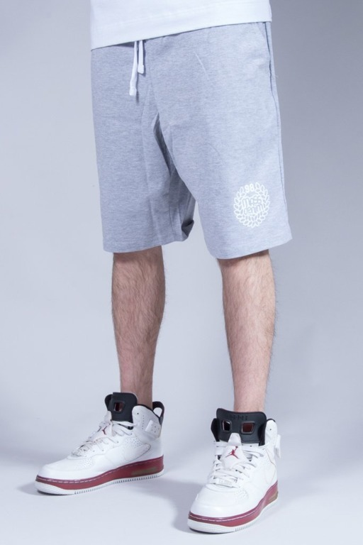 MASS SWEAT SHORTS BASE MELANGE