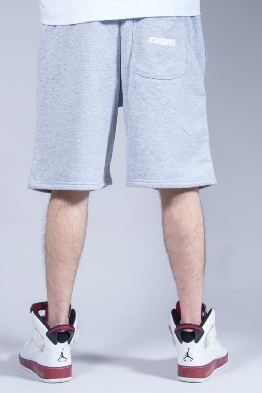 MASS SWEAT SHORTS CLASSIC MELANGE