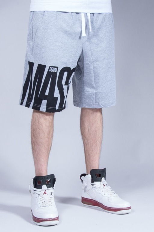 MASS SWEAT SHORTS OUTSIZED MELANGE