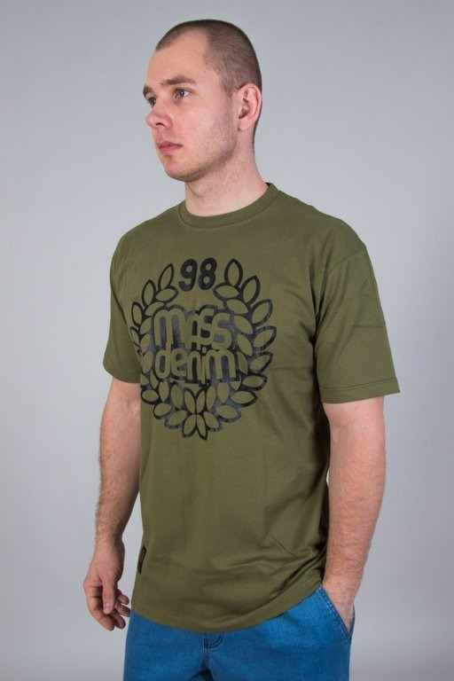 MASS T-SHIRT BASE KHAKI