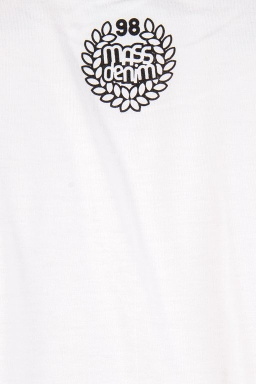 MASS T-SHIRT CHAPTER WHITE
