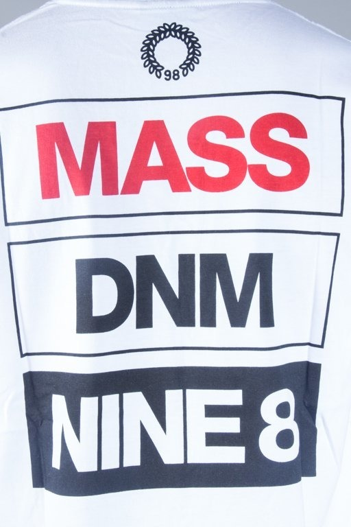 MASS T-SHIRT CONVERSION WHITE