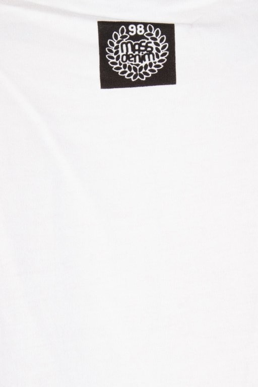 MASS T-SHIRT DISRUPTION WHITE