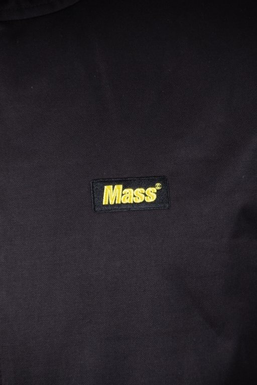 MASS WINTER JACKET WORK BLACK