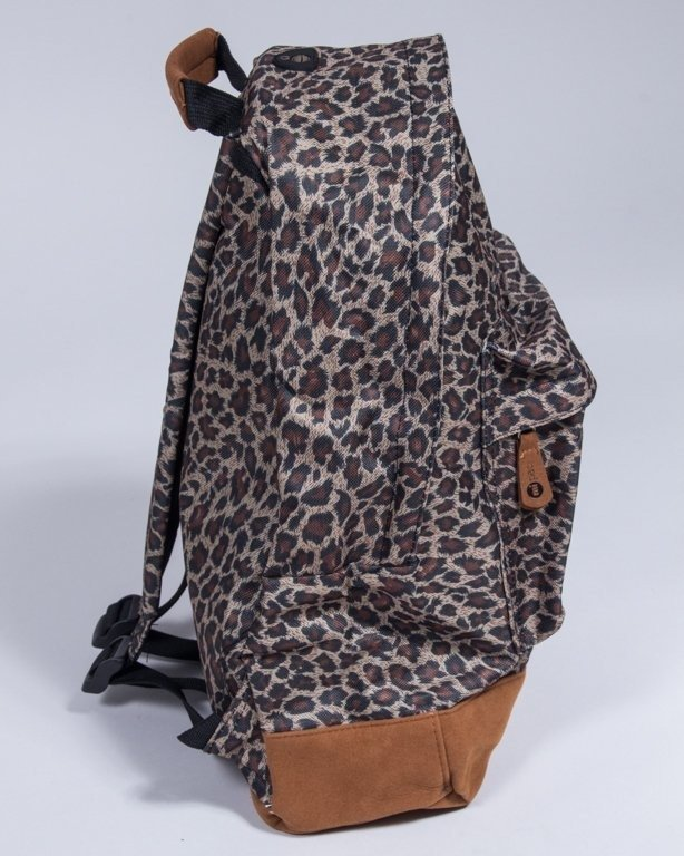 MI PAC BACKPACK ALL LEOPARD