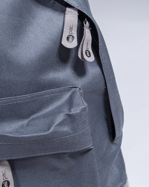 MI PAC BACKPACK CLASSIC ALL CHARCOAL