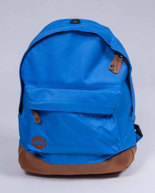 MI PAC BACKPACK CLASSIC BLUE-BROWN