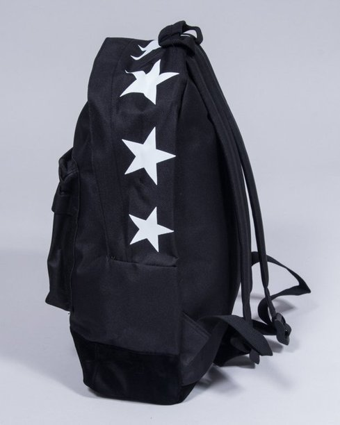 MI PAC BACKPACK TOPSTARS BLACK