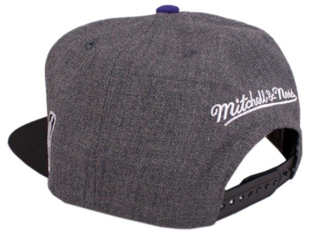 MITCHELL & NESS CZAPKA NBA SNAPBACK LA LAKERS ARCH