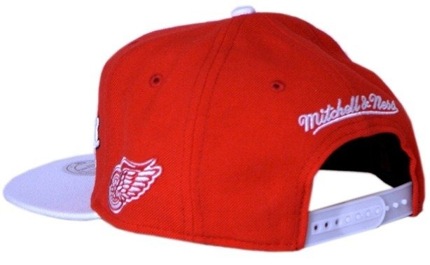 MITCHELL & NESS CZAPKA NHL SNAPBACK DETROIT RED WINGS