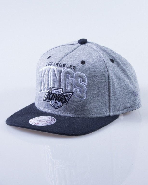 MITCHELL & NESS CZAPKA SNAPBACK EU052 PULLTHRU LOS ANGELES KINGS