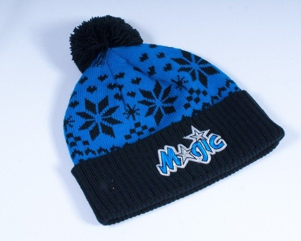 MITCHELL & NESS CZAPKA ZIMOWA EUO94 ORLANDO MAGIC