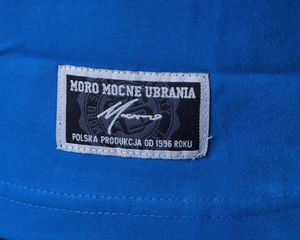 MORO KOSZULKA BIG M PARIS BLUE
