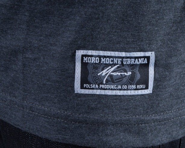 MORO KOSZULKA BIG M PARIS GREY