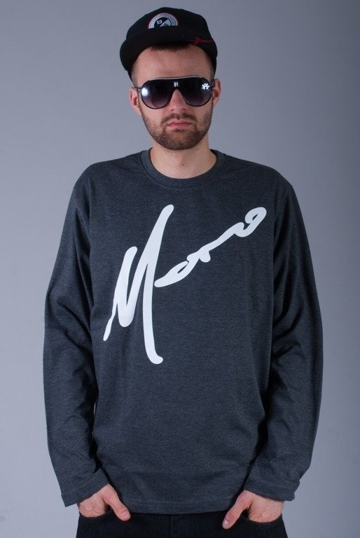 MORO LONGSLEEVE BIG PARIS GREY