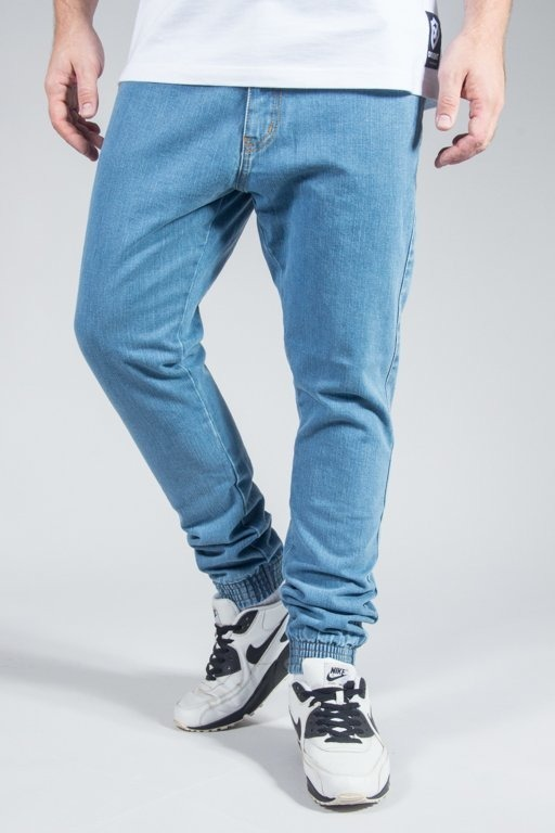 MORO SPORT JEANS JOGGER MINI PARIS LIGHT