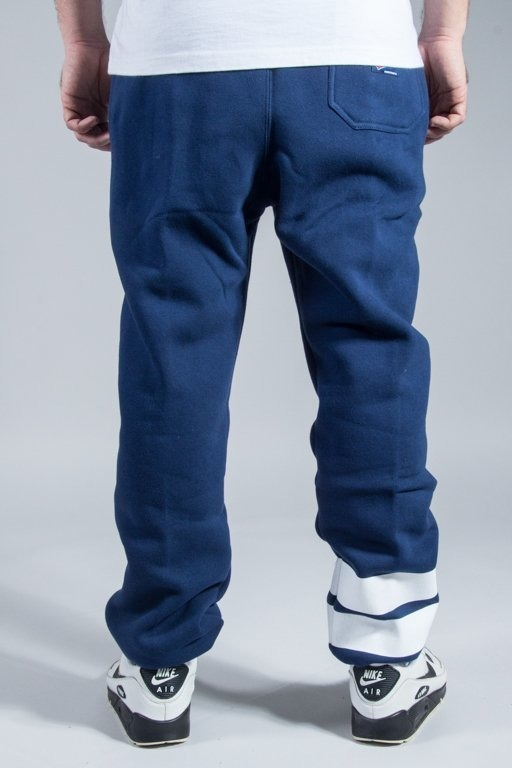 MORO SPORT SWEATPANTS SHIELD NAVY