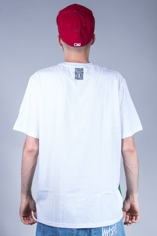 MORO SPORT T-SHIRT JUNGLE WHITE