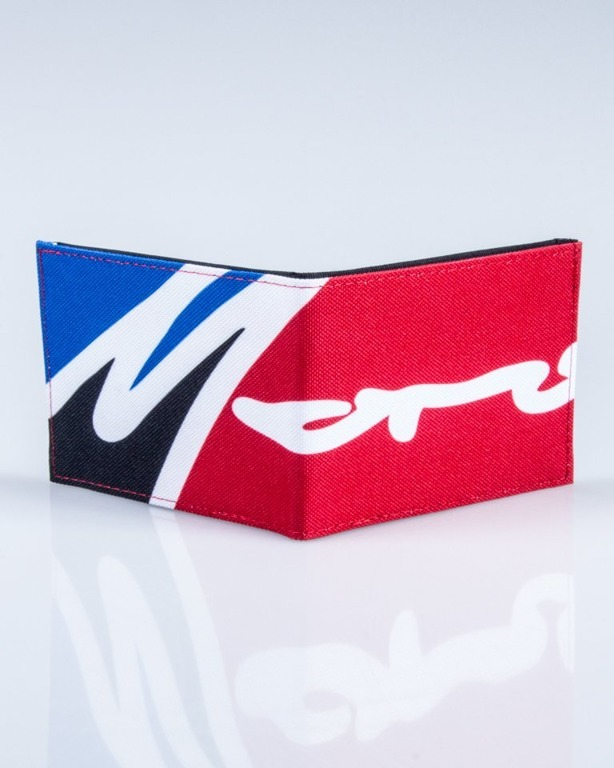 MORO SPORT WALLET BIG PARIS RED
