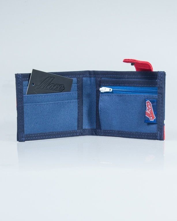 MORO SPORT WALLET TEAM NAVY