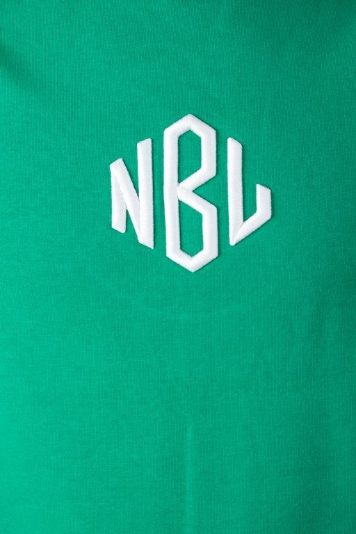 NEW BAD LINE CREWNECK ROMB GREEN