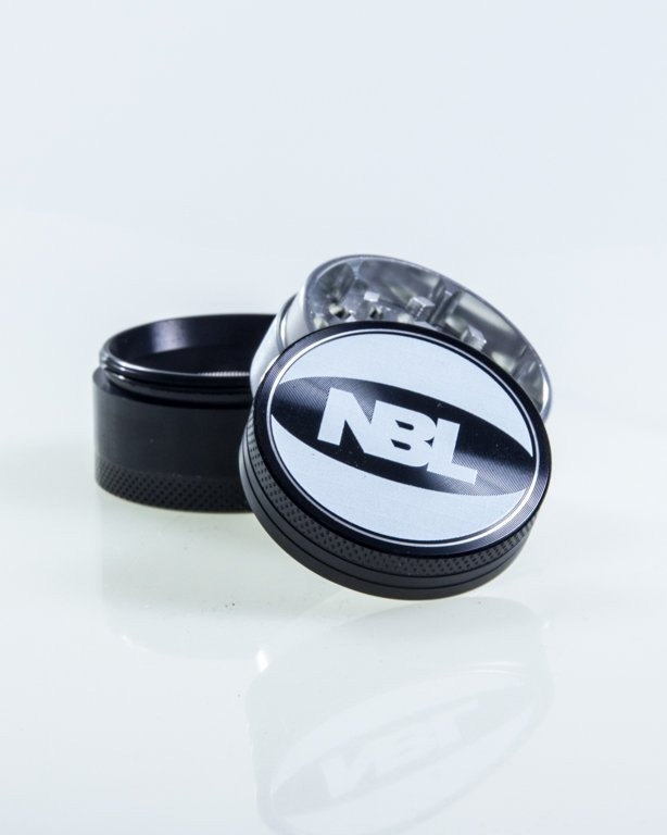 NEW BAD LINE GRINDER BIG BASKET BLACK
