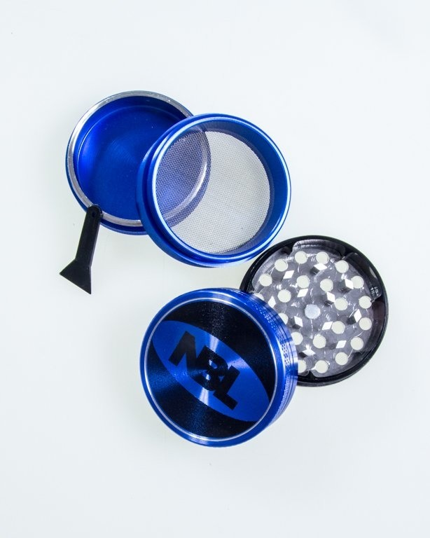 NEW BAD LINE GRINDER BIG BASKET BLUE