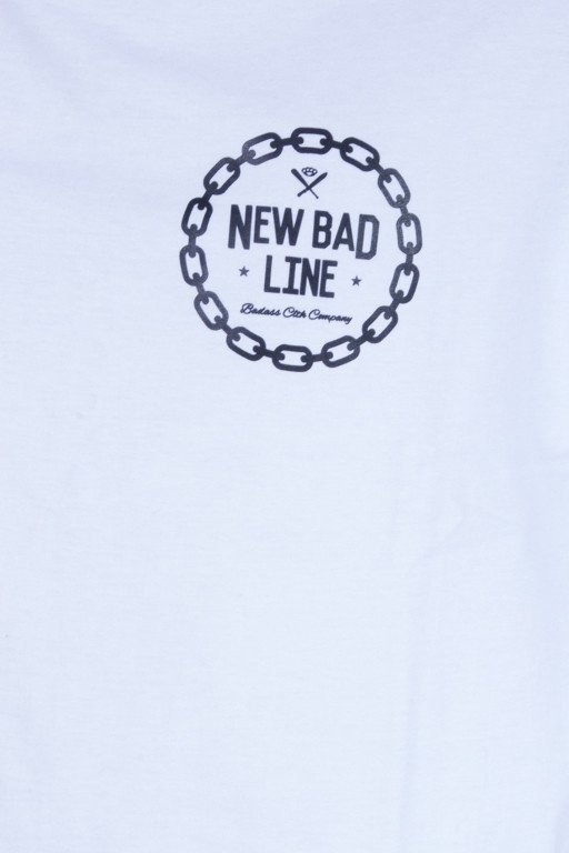 NEW BAD LINE KOSZULKA DON'T WHITE