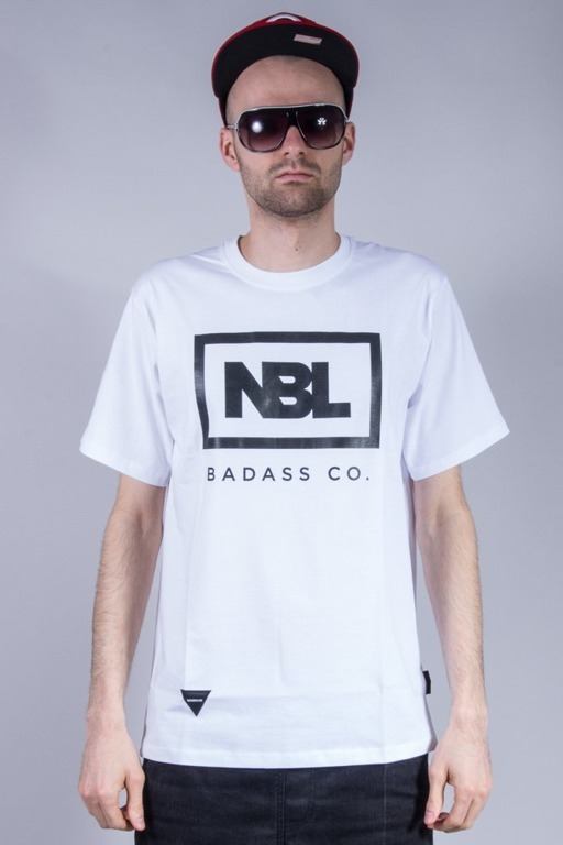 NEW BAD LINE KOSZULKA ICON NEW WHITE