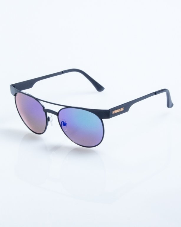 NEW BAD LINE OKULARY AMBER 786